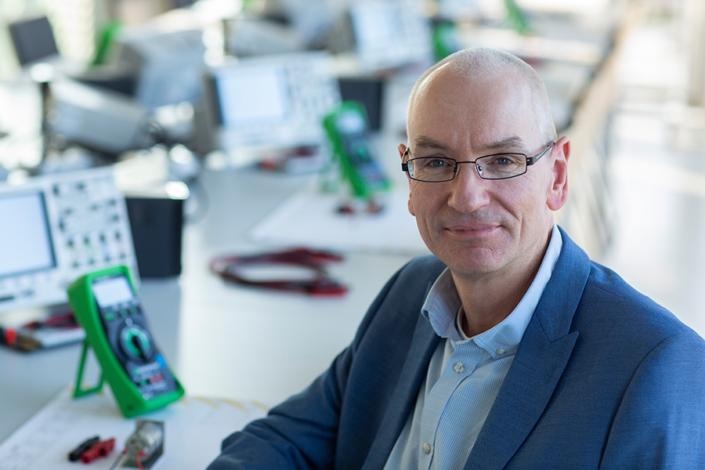 Profilbild Prof. Dr. Jochen Korn